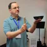 "Jim Clemens and the ""singing bowl"""