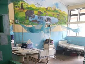 Shirati Hospital room