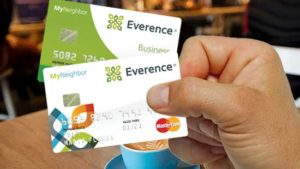 Everence MyNeighbor credit card